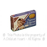 § Disc .50¢ Off - Dollhouse Arrow Root Biscuit Box - Product Image