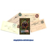 § Sale .30¢ Off - Dollhouse Vintage Mixed Mail - Product Image