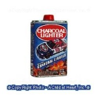 § Sale .50¢ Off - Dollhouse Barbecue Lighter Fluid - Product Image