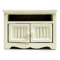 Dollhouse French Country TV Stand - Product Image