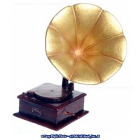 Dollhouse Gramophone - Product Image