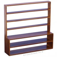 Dollhouse Large Open Back Shelving - Product Image