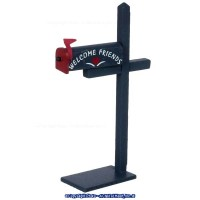 Dollhouse Country Mailbox - Product Image