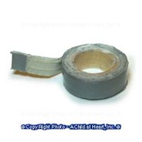 (*) Dollhouse Roll of Duct Tape Roll - Product Image