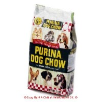 § Disc .50¢ Off - Small Purina Dog Chow Bag - Product Image