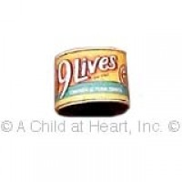 § Disc .50¢ Off - Dollhouse Can of 9 Lives Cat Food - Product Image