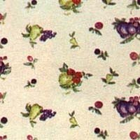 § Sale $3 Off - 3 Shts Fruit Spray Wallpaper - Product Image