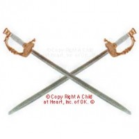 (§) Sale - Dollhouse Fencing Sword - Product Image