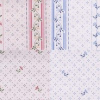 § Disc 50% Off - 3 Shts French Country Paper - Product Image