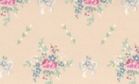 § Disc $1 Off - 2 Shts Rose Floral Paper - Product Image
