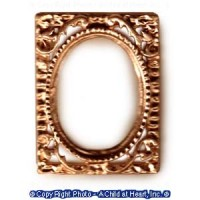 § Sale - Dollhouse Ornate Rectangular Frame - Product Image