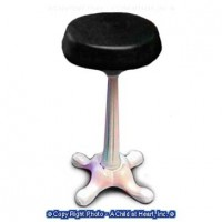 (*) Dollhouse Old Fashion Bar Stool - Product Image