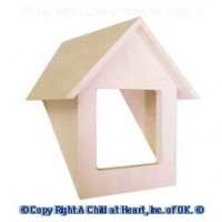 (§) Sale $5 Off - Traditional Assembled Dormer - Product Image