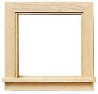 Pair of Glazed Dormer Windows - Product Image