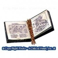 § Sale $1 Off - Dollhouse Spell Book - Product Image