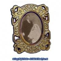 (§) Sale .50¢ Off - Rectangular Photo Frame & Photo - Product Image
