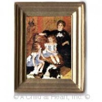 § Sale .50¢ Off - Mrs. Charpentier & Daughters - Product Image