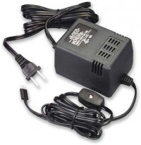 40 W Transformer w/Lead-In Wire & Switch - Product Image