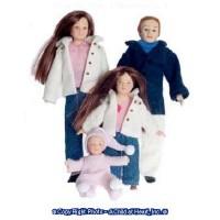 Porcelain Modern Dolls - Product Image