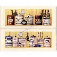 (§) Sale .50¢ Off - Kitchen Prints - Spices - Product Image