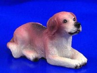 § Damaged .60¢ Off - Dollhouse Beagle Puppy - Product Image