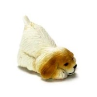 § Disc .70¢ Off - Dollhouse Bottom Up Puppy - Product Image