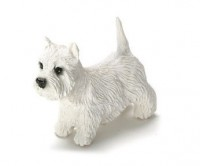 Dollhouse West Highland Terrier - Product Image
