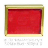 § Sale .40¢ Off - Dollhouse Empty Mini Shadow Box - Product Image