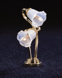 Dollhouse Double Tulip Desk Lamp - Product Image