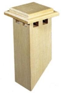 Unfinished Chimney - Product Image