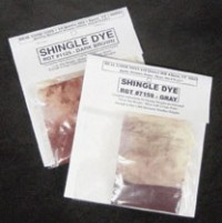 (§) Sale .50¢ Off - Shingle Dye, Dark Brown - Product Image