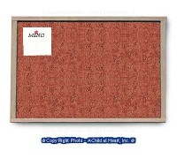 Dollhouse Cork Bulletin Board - Product Image