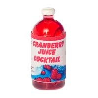 (§) Sale .30¢ Off - Bottle of Cranberry Juice - Product Image