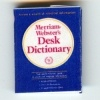 Printed Hardcover - Desk Dictionary - Product Image