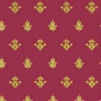 § Sale $1 Off - 2 Shts of Golden Majestic Wallpaper - Product Image