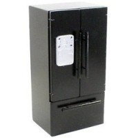 § Sale $4 Off - Dollhouse French Door Refrigerator - Product Image
