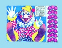 § Sale .20¢ Off - Pin the Nose on the Clown - Product Image