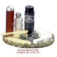 § Disc. $2 Off - Dollhouse Deluxe Hair Care Tray (Kit) - Product Image