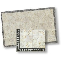 """(*) Dollhouse """"FAUX"""" Marble Tile - Product Image"""