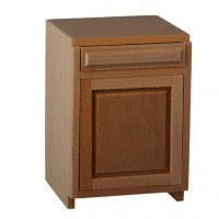 "(*) Dollhouse 2"" Base Cabinet - Product Image"