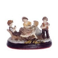 Dollhouse Miniature Assorted Statue(s)- Choice of Style - - Product Image