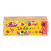(*) Dollhouse Play Doh Box - Product Image