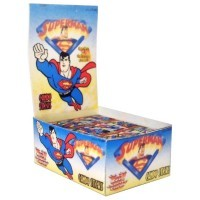 Dollhouse Superman Candy Sticks Display - Product Image