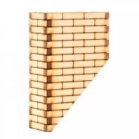 Dollhouse 45° Chimney - Product Image