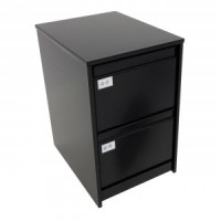 Small Dollhouse Modern File Cabinet - Product Image