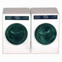 (§) Sale $3 Off - Modern Washing Machine or Dryer - Product Image