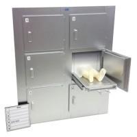 Dollhouse Mortuary Refrigerator - Product Image