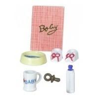 Dollhouse 7 Pc Nursery Set - Product Image