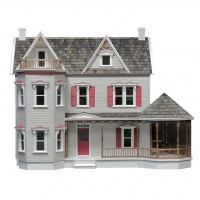 Coming Soon!Finished Glenwood Dollhouse - Product Image