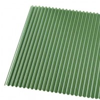 Dollhouse Green Tin Roof (PVC) - Product Image
